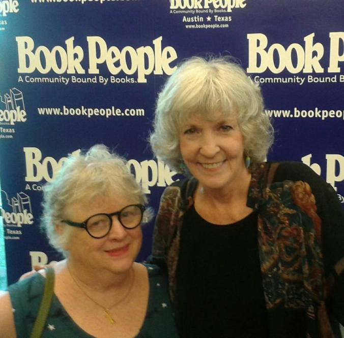 SUE GRAFTON AND CAROL AUSTIN