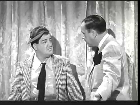 Abbott and Costello invented the comedy routine Who's on First