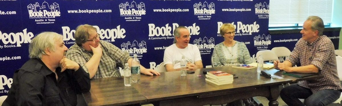Mystery Workshop At BookPeople