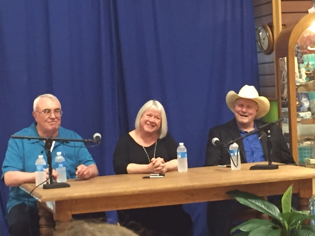 Write What You Know:  A BookPeople Event with Martin Limón, Manning Wolfe and BillyKring