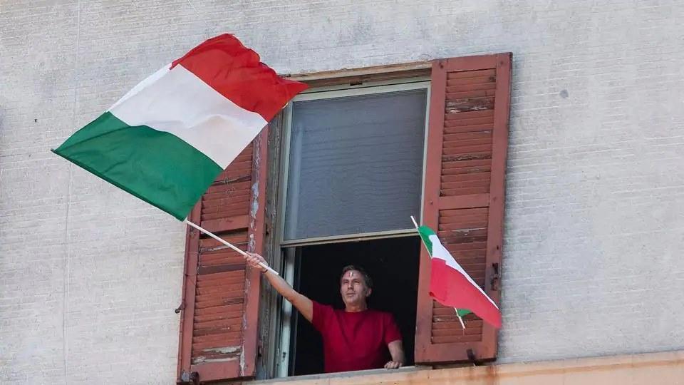 WW 2 75 anniversary Italy